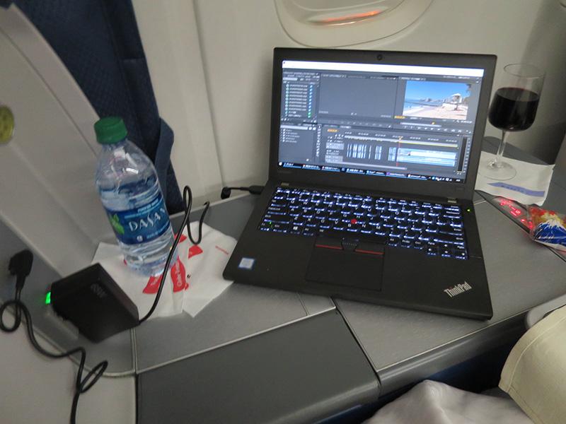 ThinkPad X270 第7世代CPUで動画編集がさらに快適に